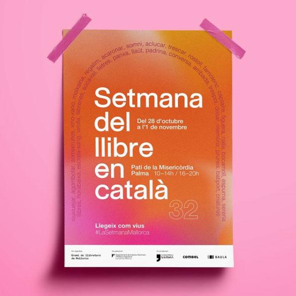 Ja és aquí la 32a Setmana del llibre en català